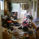 借金がある人の大半は部屋が汚い