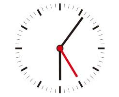 即日融資の時間